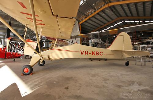VH-KBC AUSTER J/1B