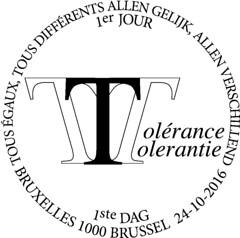 17 TOLEÌRANCE