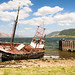 Wreck at #Ardgour in the #Highlands by Joe Dunckley