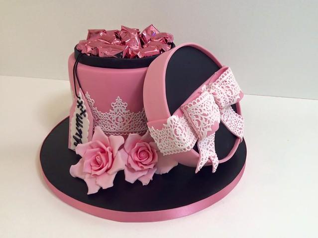Cake by Ally's Custom Cakes