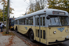 Last Day of the Breda Trolleybuses