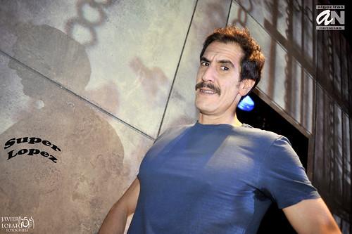 Rodrigo Poison super Lopez javier lobato