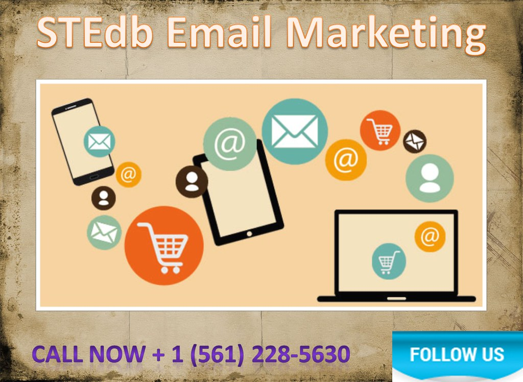 Eblast Email Marketing Services - STEdb