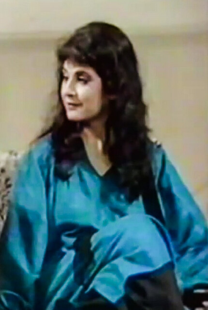 Shahnaz Shaikh in an old play