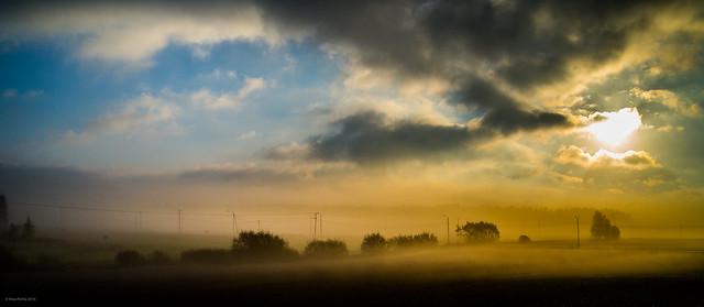 field landscape in the, Nikon D600, Tamron SP AF 28-75mm f/2.8 XR Di LD Aspherical (IF) Macro (A09NII)