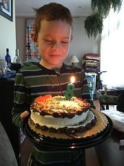 Happy 8th birthday baby boy!