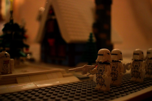 A First Order Christmas...