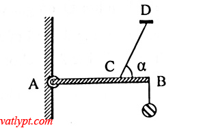 Bài tập Momen lực, vật lý phổ thông