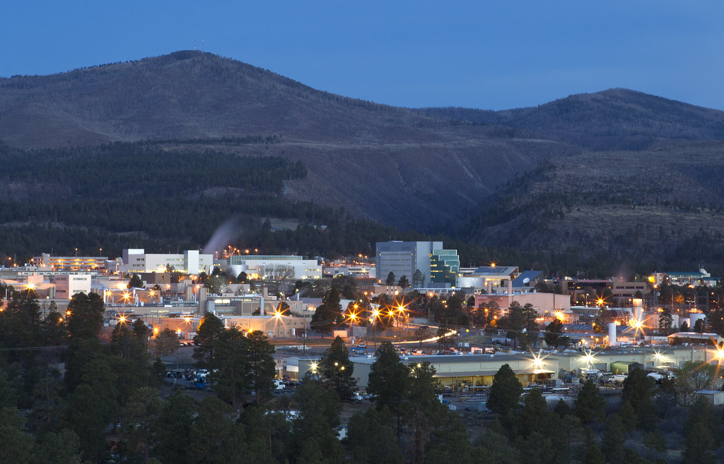 Los Alamos National Laboratory, Los Alamos, NM
