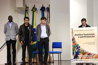 Entrega do Prêmio Passo Fundo de Direitos Humanos