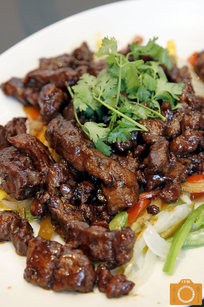 Phoenix Court Fried Beef with Black Pepper