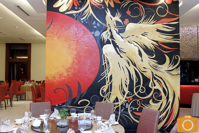 Phoenix Court mural