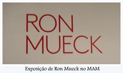 Exposição de Ron Mueck