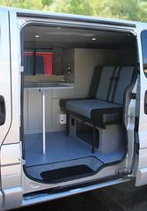 Vivaro MTB rear Garage