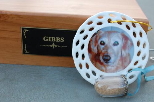 Gibbs Locket of Fur