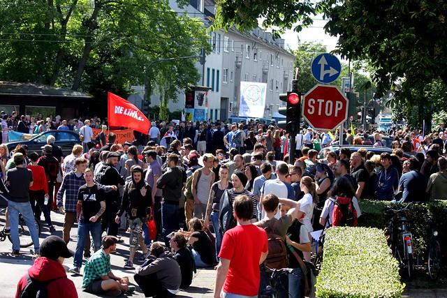 Antirassistische Proteste