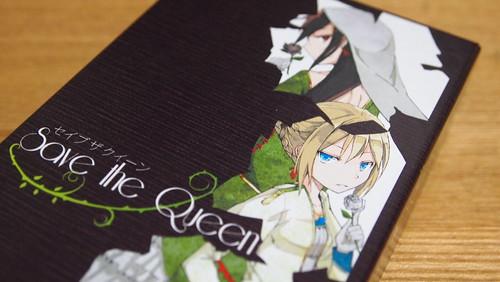 サークル3D6『セイブザクイーン』vol.1