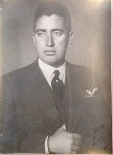 Momcilo Petrowitz 1937