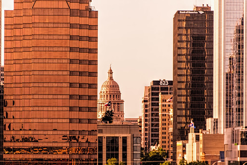 sunset austin downtown texas unitedstates rtx ©jrj