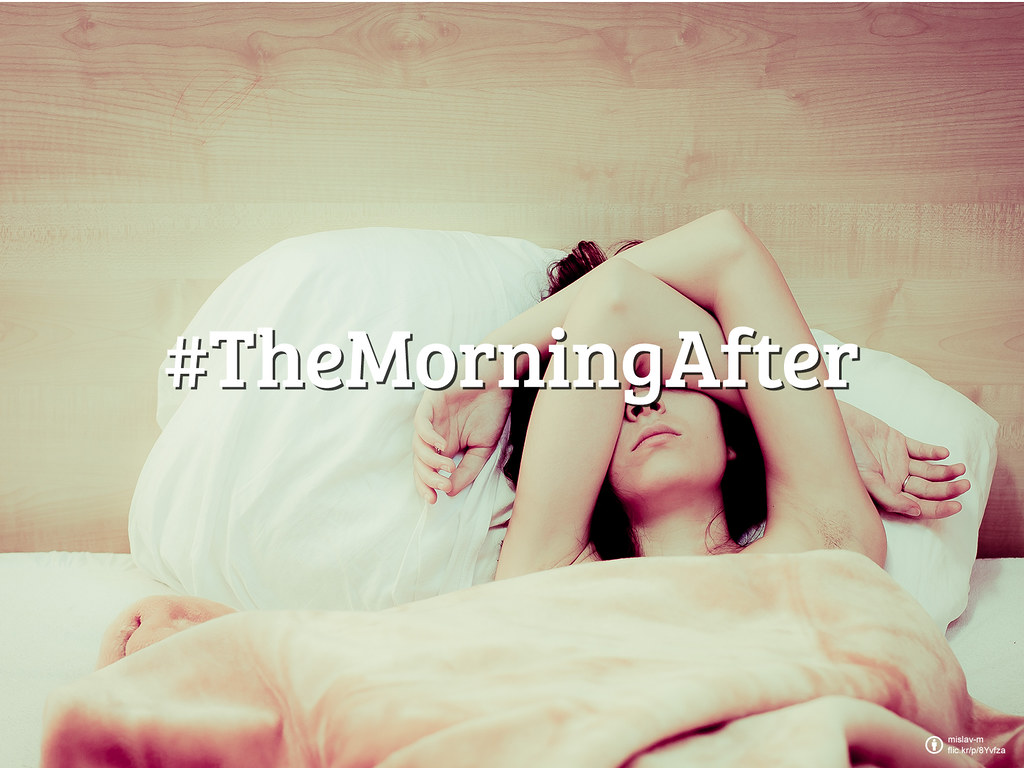 Flickr Friday: The Morning After | It doesn't matter with happened last night, it's a brand new day. Take a picture and share it with us in the Flickr Friday group adding the #FlickrFriday and #TheMorningAfter tags.