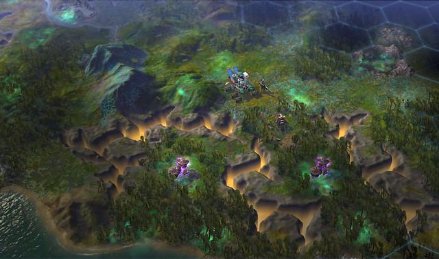 Civilization Beyond Earth E3 2014