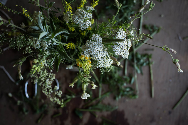Foraged Wildflower Bouquet