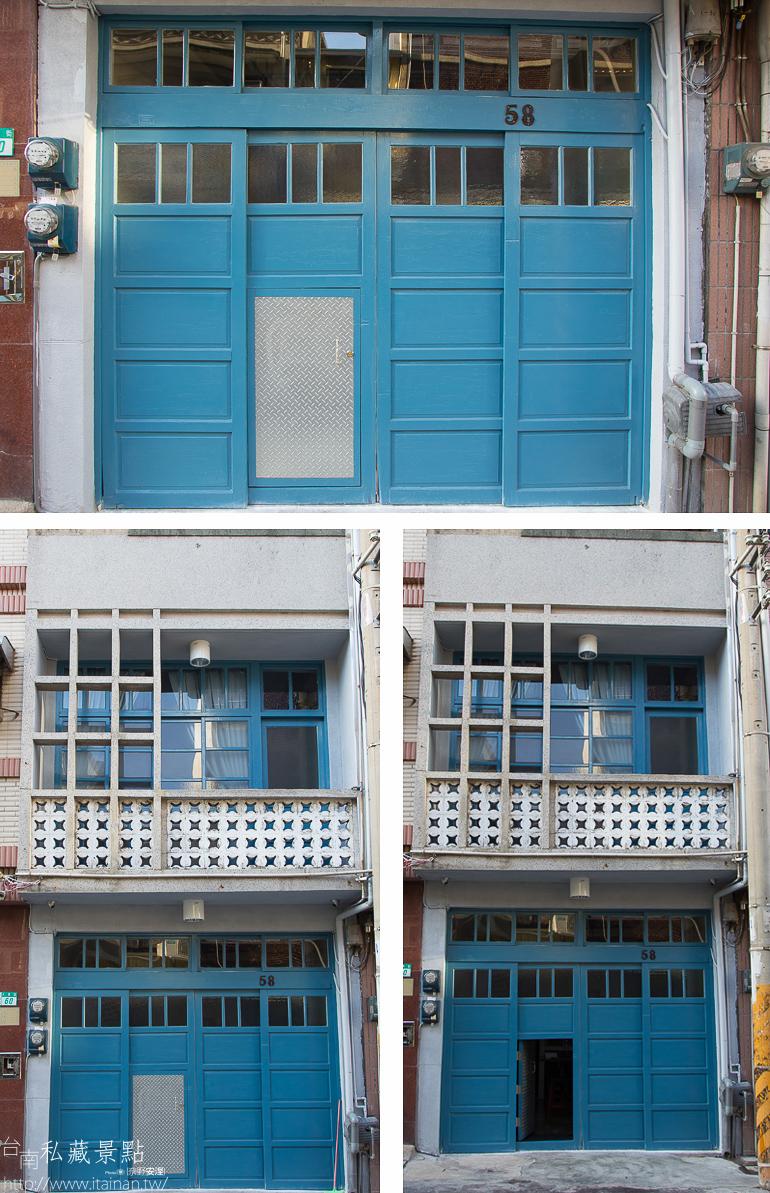 台南私藏景點--老房小屋 (2)