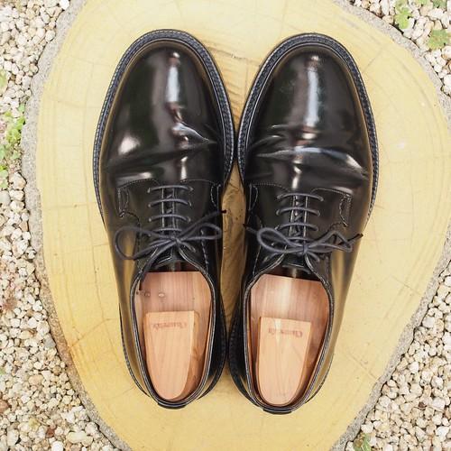 ある営業マンの靴 Church's SHANNON