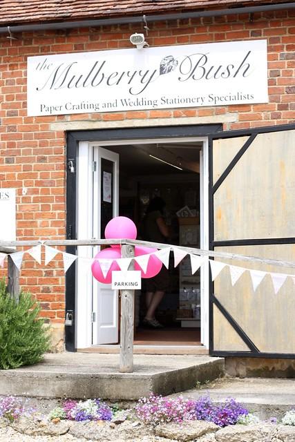 The Mulberry Bush shop front