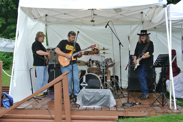 Header of Artimus Pyle Band