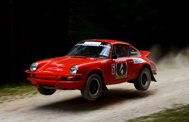 Porsche 911 Rallycar