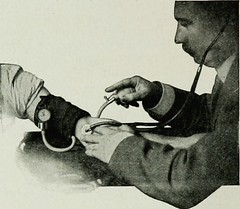"Image from page 143 of ""Principles of electro-medicine, electro-surgery and radiology : a practical treatise for students and practioners, with chapters on mechanical vibration and blood pressure technique"" (1917)"