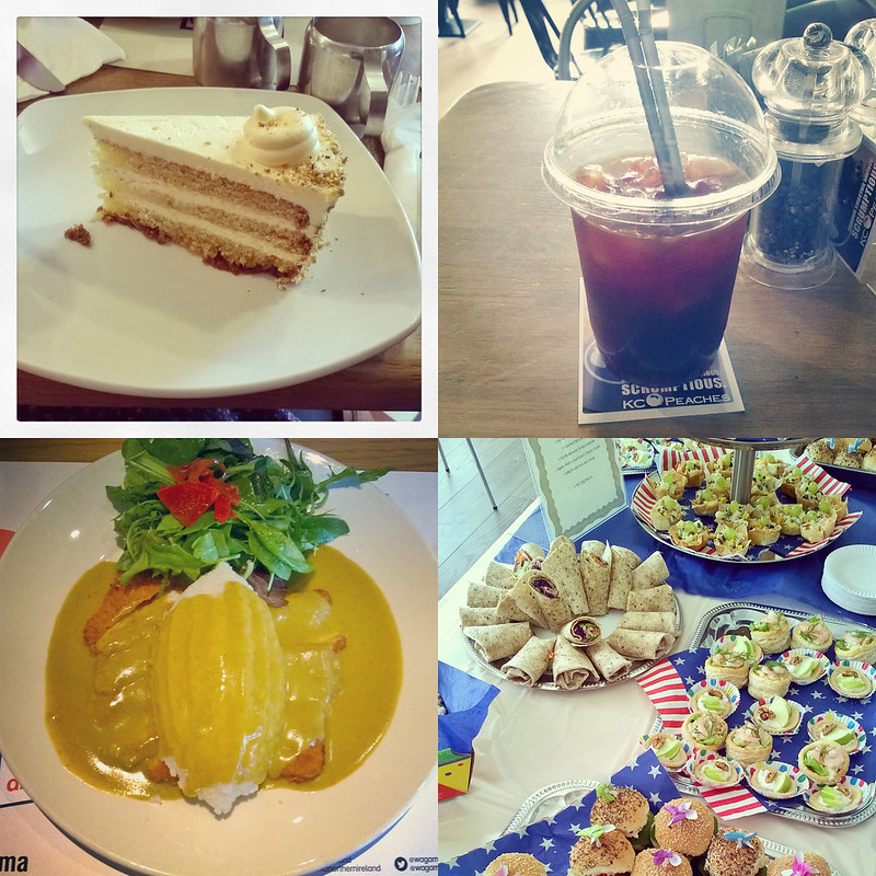 May Instafood Collage