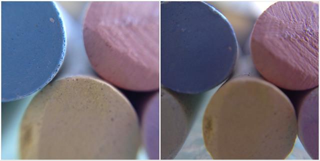Chalk Demo Macro 10x - Macro 15x