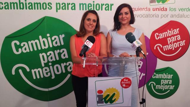 Granada Santos y Anabel Burgos anuncian ayudas para rehabilitación de viviendas