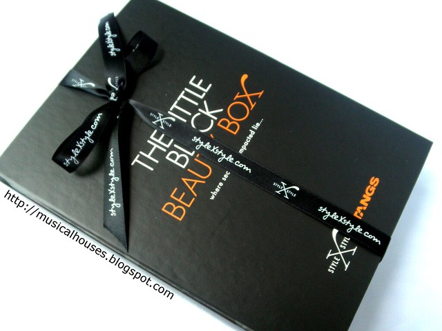 StylexStyle Beauty Black Box Outside