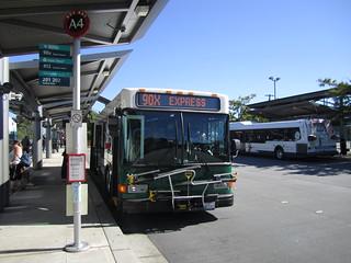 Skagit Transit 141 at Everett Station