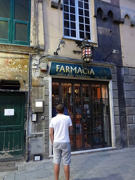 farmacia antica