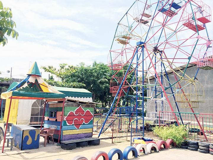 cute theme park batam indonesia
