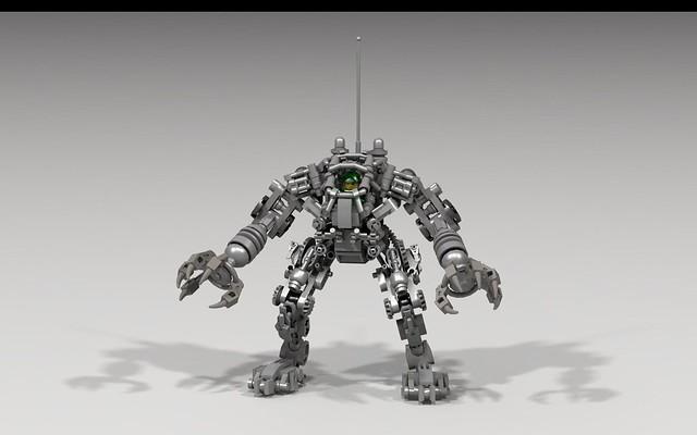 21109 Exo-Suit Mod