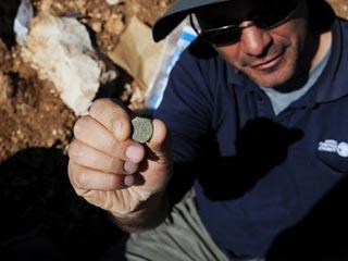 Great Revolt coin hoard