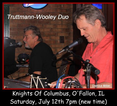 Truttmann-Wooley Duo 7-12-14