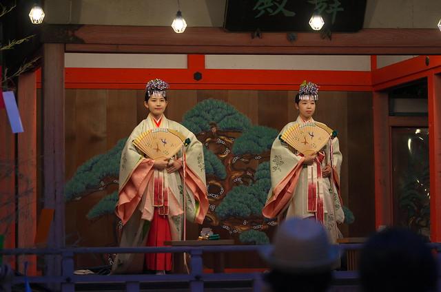 川越氷川神社 縁むすび風鈴 七夕祭 2014年8月7日