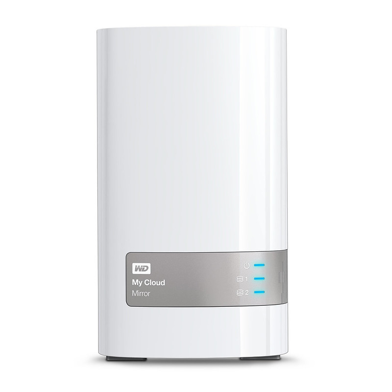 Western Digital - My Cloud Mirror
