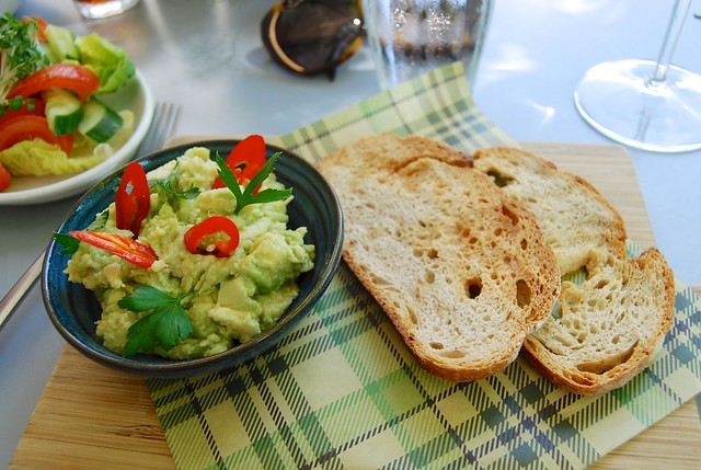 Avocado On Toast at Urban Meadow Cafe, Bayswater