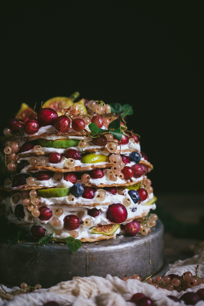 October 2014 Styling & Photography Workshop Upstate in New York + Gooseberry Icebox Cake   Adventures in Cooking