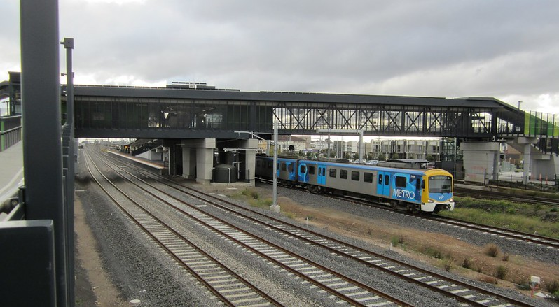West Footscray station