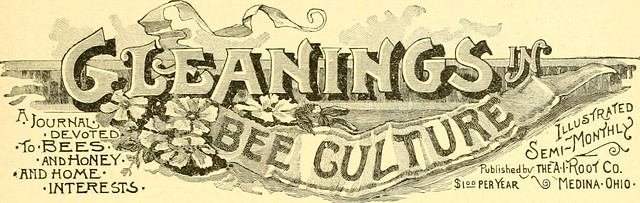 "Image from page 249 of ""Gleanings in bee culture"" (1874)"