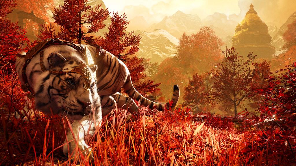 Far Cry 4 PlayStation 4 b