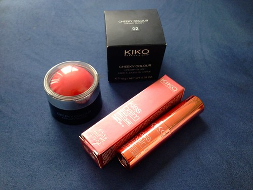 KIKO Cheeky colour in kiss balm